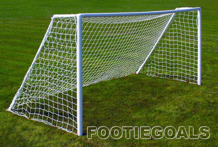 Garden Goals, Kids Goals, soccer football goalpost 12x6 like Samba Goals