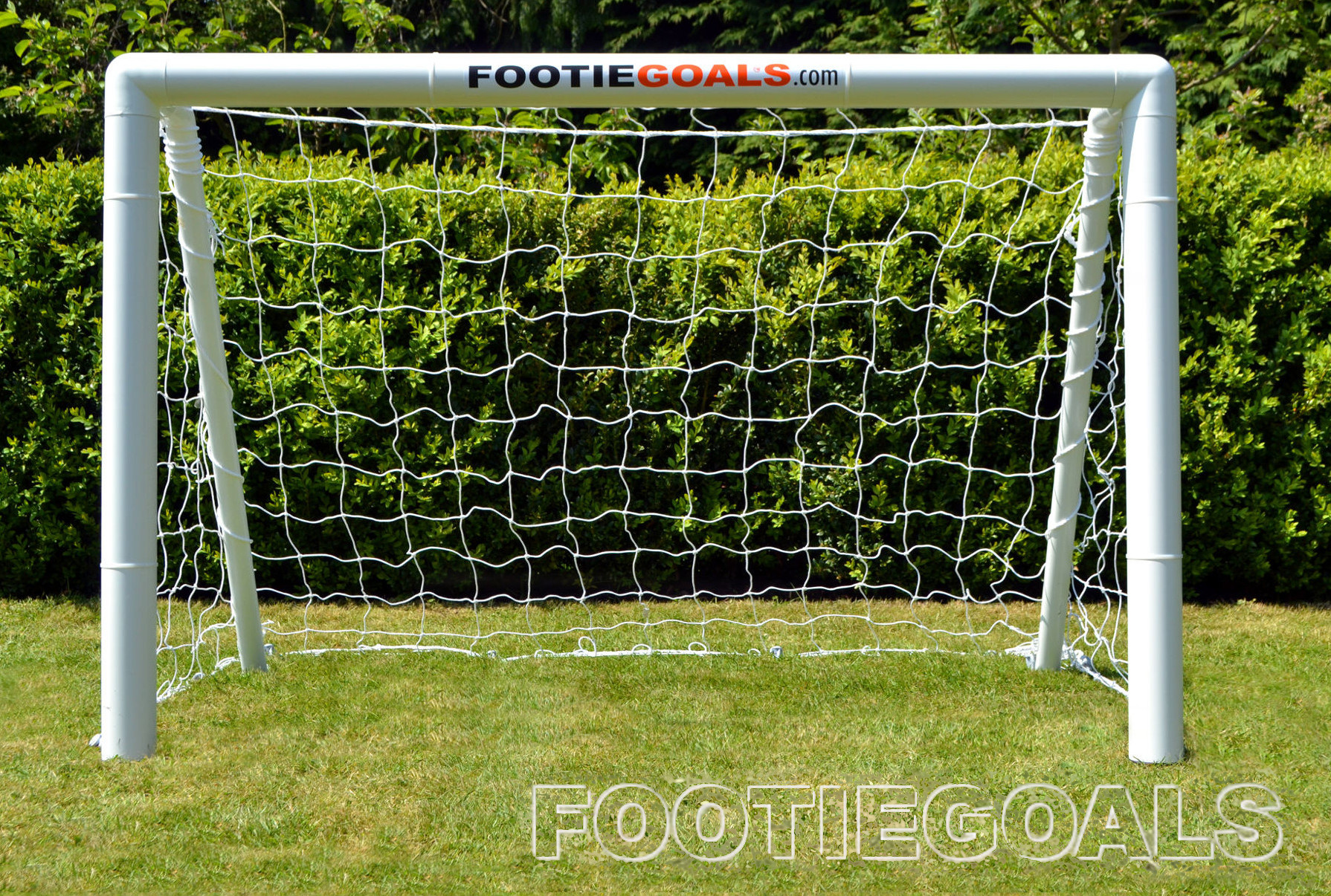 Garden Goals - soccer football goalpost 4x3