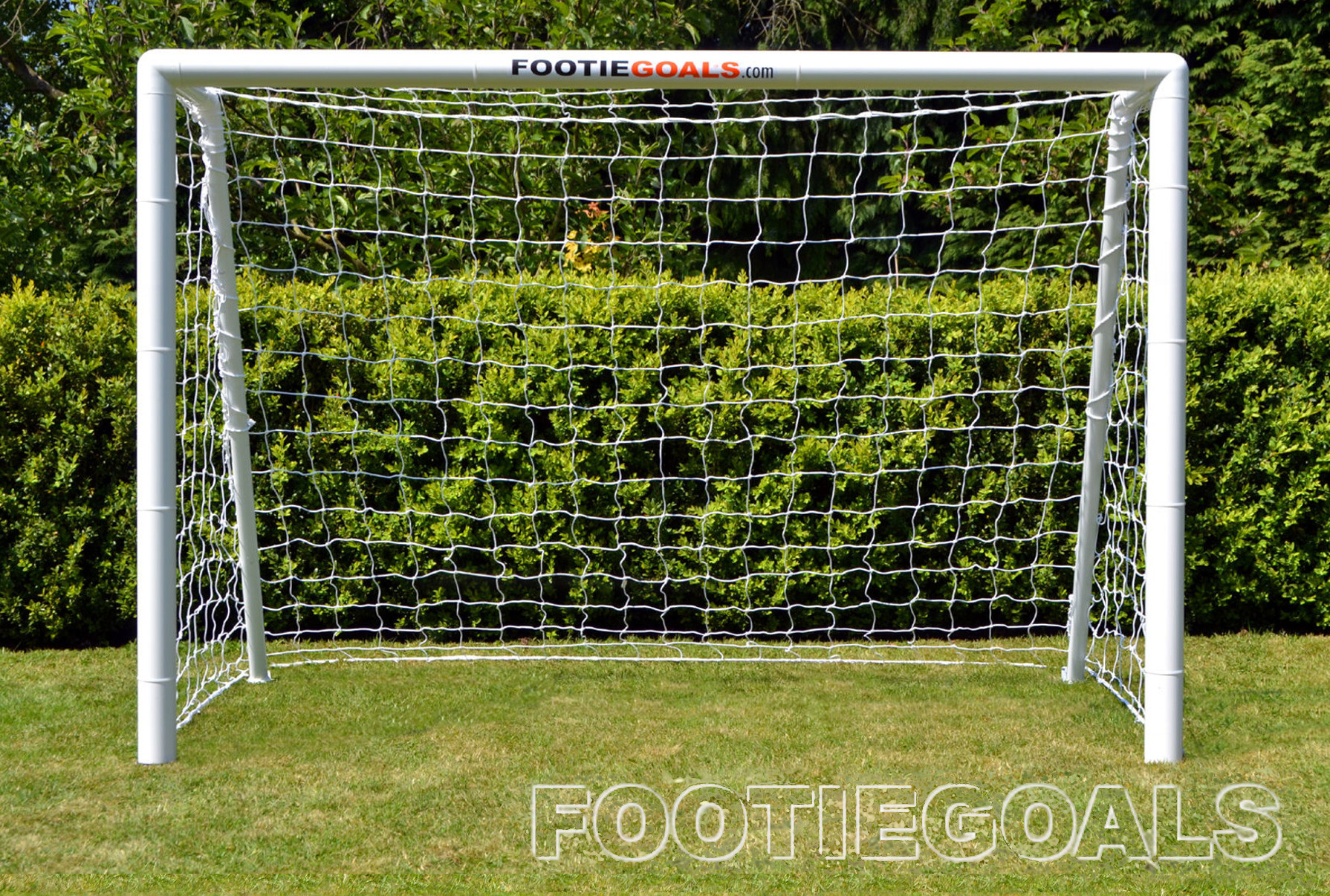 Garden Goals, Kids Goals, Kids Goal posts, soccer football goalpost 6 x 4