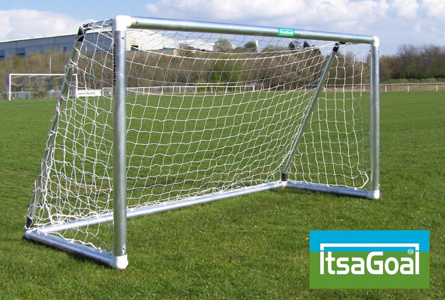 Metal Garden Football Goals, Football Goalposts